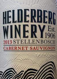 Helderberg Winery Cabernet Sauvignontext