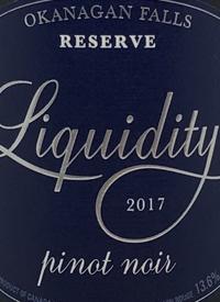 Liquidity Estate Pinot Noir Reservetext