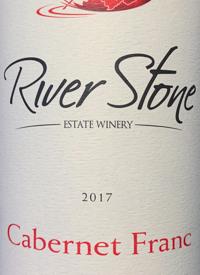 River Stone Cabernet Franctext
