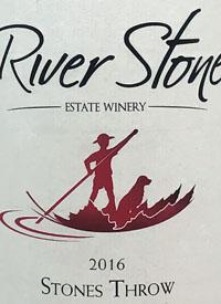 River Stone Stones Throw