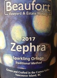 Beaufort Zephra Sparkling Ortegatext