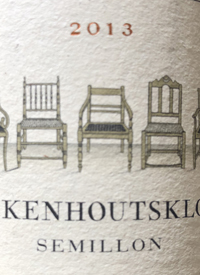 Boekenhoutskloof Semillontext