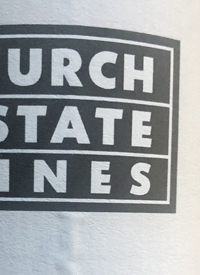 Church and State Cabernet Franctext