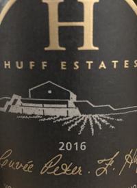 Huff Estates Cuvée Peter F. Hufftext