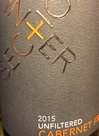 Intersection Unfiltered Cabernet Franctext