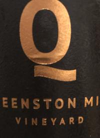 Queenston Mile Vineyard Blanc de Noirstext