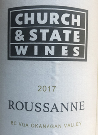Church and State Roussannetext