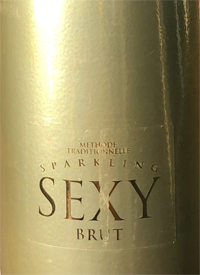 Sexy Sparkling Golden Globe Edition Brut Blanc de Blanctext