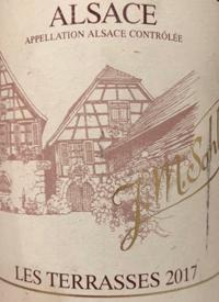 J. M. Sohler Les Terrasses Pinot Noirtext