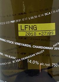 Laughing Stock Vineyards Chardonnay +27/09text