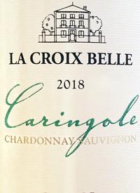 La Croix Belle Carignole Chardonnay Sauvignontext