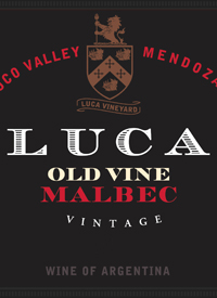 Luca Old Vine Malbectext