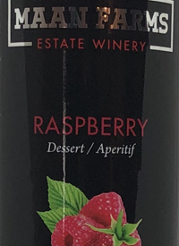 Maan Farms Raspberry Dessert / Aperitiftext