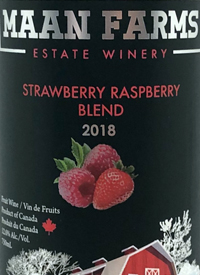 Maan Farms Strawberry Raspberry Blendtext