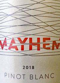 Mayhem Pinot Blanctext