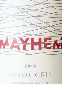 Mayhem Pinot Gristext
