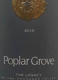 Poplar Grove The Legacy