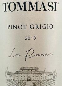 Tommasi Pinot Grigio Le Rossetext