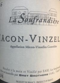 Bret Brothers La Soufrandière Mâcon-Vinzellestext