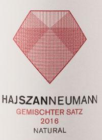 Hajszan-Neumann Gemischter Satz Naturaltext