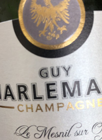 Champagne Guy Charlemagne Brut Classic