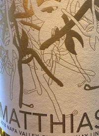 Matthiasson Napa Valley Chardonnaytext