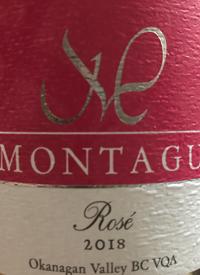 Montagu Cellars Rosétext