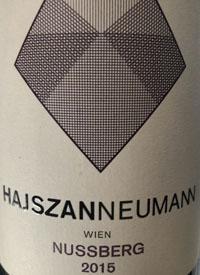 Hajszan Neumann Nussberg Zweigelttext