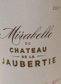 Cuvée Mirabelle de la Jaubertie Rosétext
