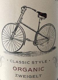 Sepp Moser Classic Style Organic Zweigelttext