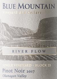 Blue Mountain Block 23 River Flow Pinot Noir