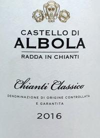 Castello di Albola Chianti Classicotext