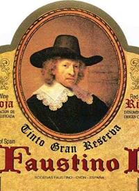 Faustino I Rioja Gran Reservatext