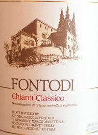 Fontodi Chianti Classicotext