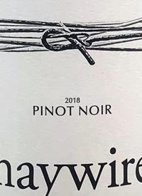 Haywire Pinot Noirtext