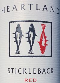 Heartland Stickleback Redtext