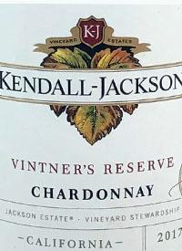 Kendall-Jackson Chardonnay Vintner's Reservetext