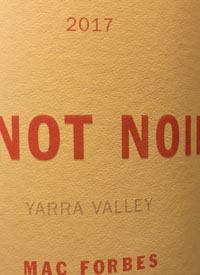 Mac Forbes Pinot Noirtext
