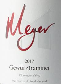 Meyer Gewurztraminertext