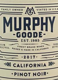 Murphy-Goode Pinot Noirtext