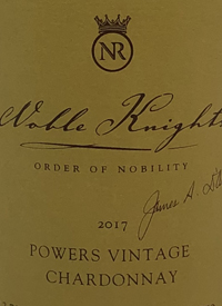Noble Knights Order of Nobility Powers Vintage Chardonnaytext