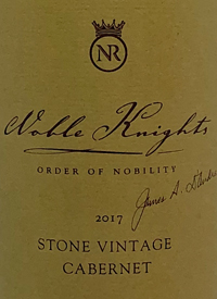 Noble Knights Order of Nobility Stone Vintage Cabernettext