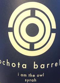 Ochota Barrels I am the Owl Syrahtext