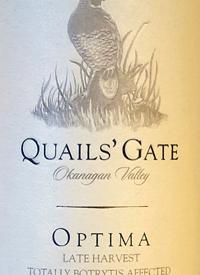 Quails' Gate Late Harvest Botrytis Affected Optimatext
