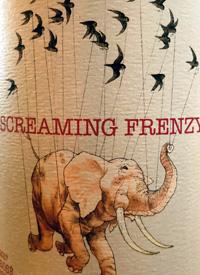 Screaming Frenzy Rosétext
