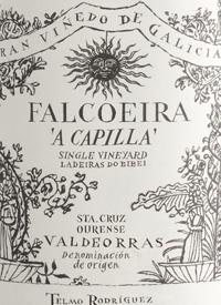 Telmo Rodriguez Falcoeria A Capilla Single Vineyardtext