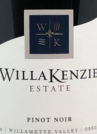 Willakenzie Estate Pinot Noirtext