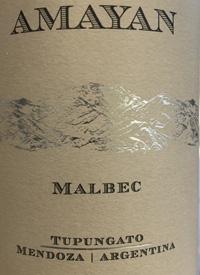 Belhara Estate Amayan Malbectext