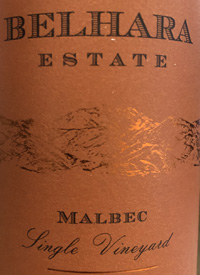 Belhara Estate Single Vineyard Malbectext