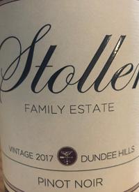 Stoller Family Estate Dundee Hills Pinot Noirtext